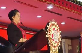 Megawati Ingatkan Golkar untuk Berikan Kursi Ketua DPR ke PDI Perjuangan