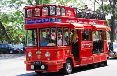 Bandung Kenakan Tarif Bus Rp1 untuk Tiga Profesi Ini