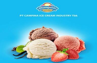 Semester I/2019, Penjualan Campina Ice Cream (CAMP) Tumbuh Tipis