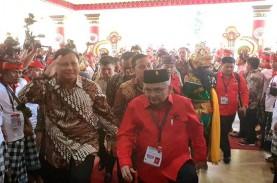 5 Terpopuler Nasional, Makna Kehadiran Prabowo di…