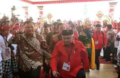 5 Terpopuler Nasional, Makna Kehadiran Prabowo di Kongres PDIP dan Cek Fakta Kontroversi Rizieq Shihab di Pemakaman Mbah Moen