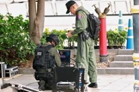 Polisi Duga Bom Bangkok Berkaitan dengan Politik