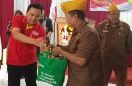 Alfarmart Malang salurkan 1.500 Paket Sembako