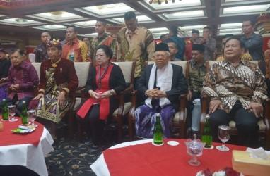 Beri Sambutan di Kongres PDIP, Jokowi Minta Maaf ke Prabowo Subianto