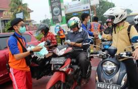 Terpantau 276 Titik Panas di Kalimantan Barat