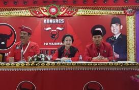 Terpilih Jadi Ketua Umum PDIP, Megawati: Saya Mendapat Tugas Berat