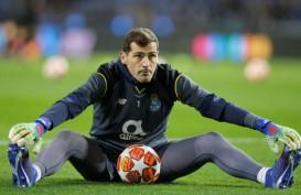 Ini Alasan Porto Tetap Daftarkan Casillas ke Liga Champions