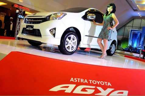 Toyota Agya - Bisnis.com