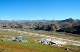 TAHUKAH ANDA : Enam dari 10 Bandara Tertinggi di Dunia…