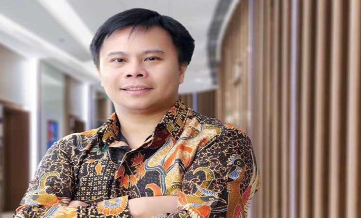 Jemmy Paul, CEO PT Sucorinvest Asset Management - Istimewa