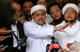5 Berita Populer: Rizieq Shihab Serobot Pimpin Doa…