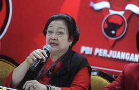 Megawati Kantongi 10 Nama Calon Menteri dari PDIP