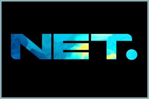 Logo Net TV - Istimewa
