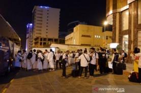 Jemaah Indonesia Bergerak Menuju Arafah Persiapan…