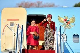 Dari Malaysia, Presiden Jokowi Terbang ke Singapura…