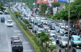 Pemkot Bandung Kaji Penggunaan Traffic Light Panel Surya