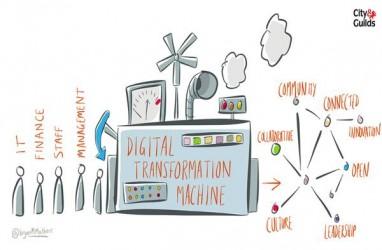 Banyak Perusahaan Kesulitan Terapkan Transformasi Digital