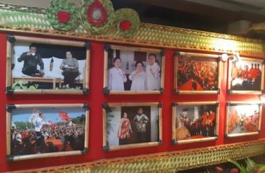 Foto Bareng Prabowo Memegang Perut Jadi Favorit Megawati