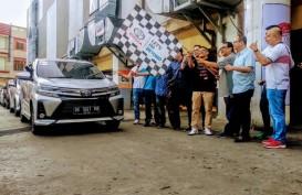 Festival Avanza-Veloz Sebangsa Bergulir di Medan Diiringi Touring 100 Mobil