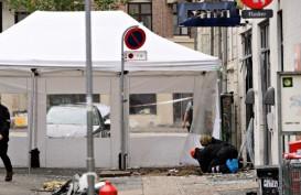 Sebuah Ledakan Merusak Kantor Polisi di Ibu Kota Denmark
