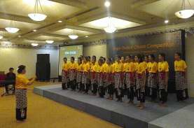 Ratusan Siswa Ikuti Kompetisi Paduan Suara Jogja School…