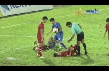 Piala AFF U18: Laos vs Filipina 1-0, Timor Leste Tedepak ke Posisi 4