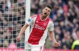 Hasil Liga Belanda, Ajax Pesta Gol & Pimpin Klasemen