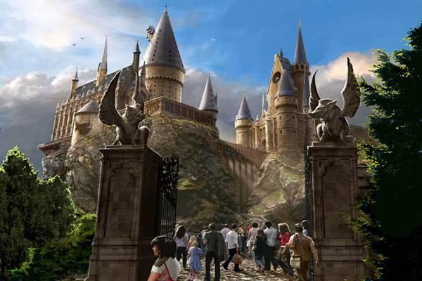 "Universal Studio ""Wizarding World of Harry Potter"" - telegraph.co.uk"