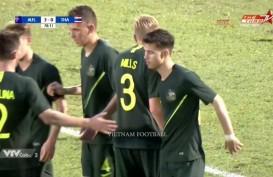 AFF U18: Thailand Keok 1-3 vs Australia, Posisinya Kritis di Grup B. Ini Videonya