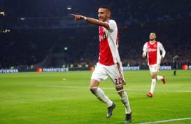 Hakim Ziyech Teruskan Komitmen dengan Ajax Amsterdam