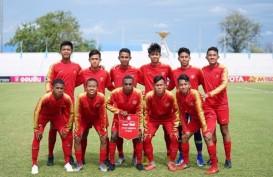Timnas U-15 Akan Ikut Turnamen di Myanmar, Lawan Korsel dan Montenegro