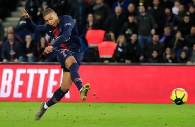 Hasil Liga Prancis : PSG Tak Perlu Neymar, Menang Telak 3 - 0 vs Nimes