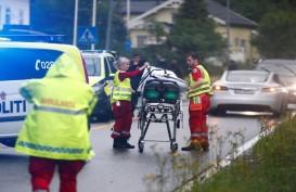 Polisi Norwegia Sebut Serangan ke Masjid Al-Noor Aksi Teroris
