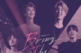 "Masuk Box Office, ""Bring The Soul: The Movie"" BTS Raup US$4,4 Juta Sepekan"