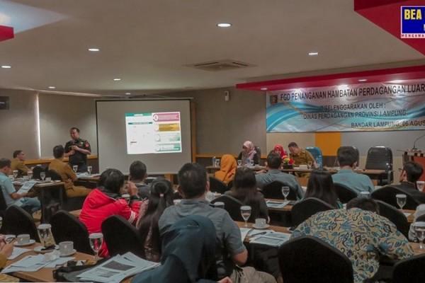 Bea Cukai Bandar Lampung Bantu Pengguna Jasa Lebih Paham Aturan Kepabeanan