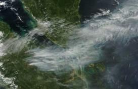 Titik Panas di Sumatra Melonjak jadi 192, Riau Terbanyak