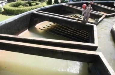 Kekeringan, Produksi Air Bersih PDAM Bekasi Turun