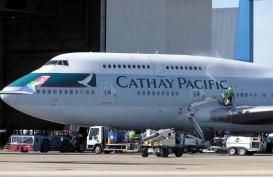 Cathay Pacific Pecat Staf Gara-Gara China, Harga Saham Turun Tajam