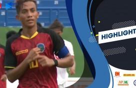 AFF U18: Timor Leste Hajar Filipina 5-2, Gusur Laos di Posisi 3. Ini Videonya