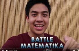Youtuber Jerome Berbagi Tips Agar Anak Menyukai Matematika