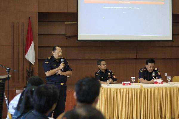 Dorong Peningkatan Pelayanan Bea Cukai Tangerang Luncurkan Aplikasi Perizinan Online