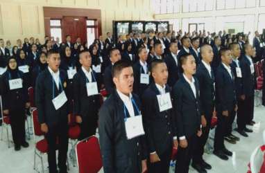 Politeknik PU Semarang Terima 145 Mahasiswa Baru