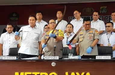Kejahatan Jalanan di DKI, Polisi Amankan 243 Tersangka