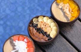 Summer Smoothies Bowl, Olahan Sehat dan Segar Berbahan Yogurt