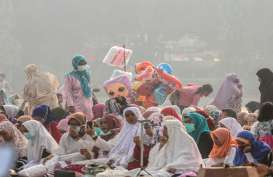 Karhutla 2019: Kabut Asap Menebal, TK dan SD di Kalbar Diliburkan