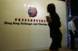 Situasi Memburuk, Pasar Saham Hong Kong Turun Tajam