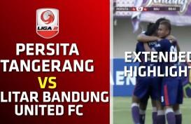Liga 2: Persita vs Blitar United Skor Akhir 4-4. Ini Videonya