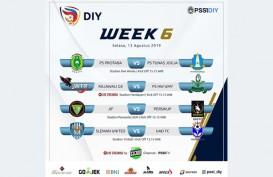 Liga 3 DIY: Rajawali vs HW 4-0 Menit 60, Kursi Runner-up Grup A kian Panas. Live Sekarang