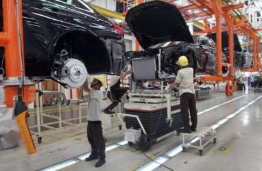 Industri Komponen Otomotif Butuh Bahan Baku Lokal Berkualitas