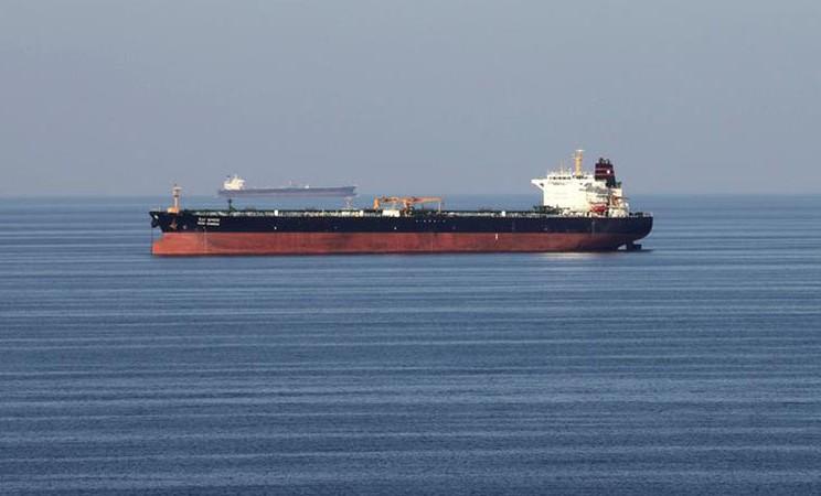 Iilustrasi kapal tanker - Reuters/Hamad I. Mohammed